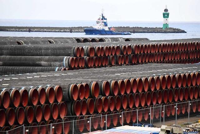 Verzicht auf Sanktionen ist kein Freifahrtschein für Nord Stream 2