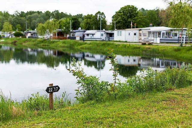 Die Campingplätze im Südwesten sind an Pfingsten voll