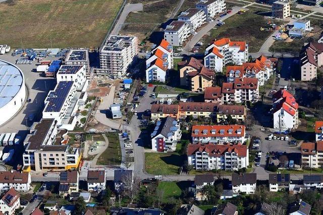 Weil am Rhein braucht 3100 neue Wohnungen bis 2035