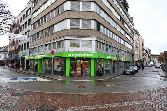 In der Lörracher Innenstadt müssen Straßen wegen Probebohrungen gesperrt werden