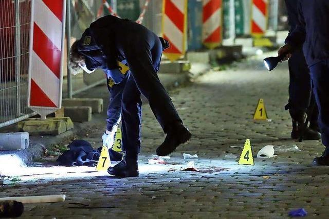 Höchststrafe im Prozess um tödlichen Messerangriff in Dresden