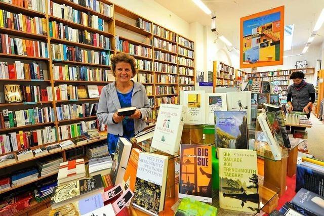 Im Buchladen Jos Fritz lohnt sich ein ausgiebiger Besuch