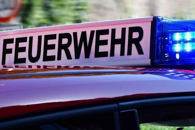 100 000 Euro Schaden nach Brand in Schluchsee