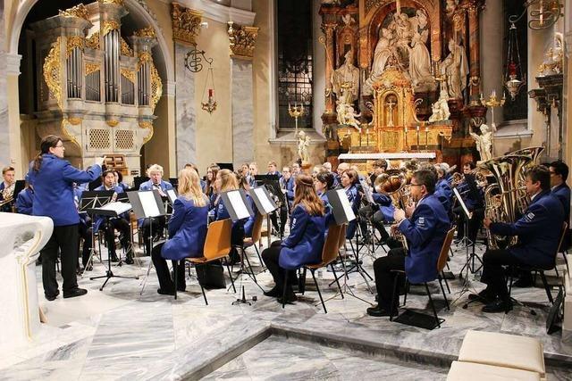 Stadtmusik Wehr sucht einen neuen Dirigenten