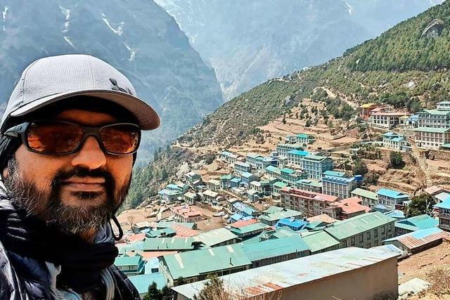 In der Todeszone: Bergsteiger aus St. Blasien stirbt am Mount Everest