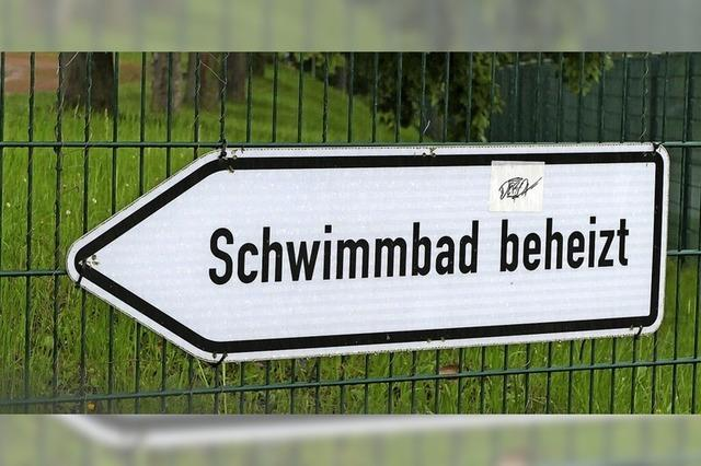 Heitersheims Bad öffnet bald