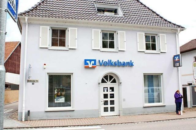 Nach Banküberfall in Hartheim wurde ein zweiter Verdächtiger festgenommen