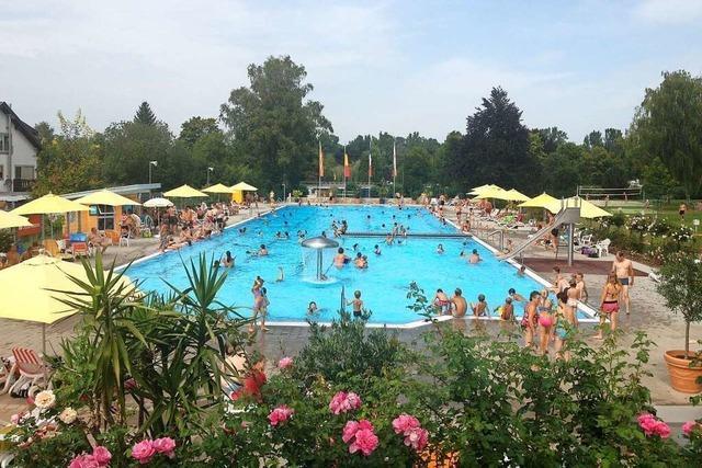 Das Ettenheimer Schwimmbad bleibt noch zu