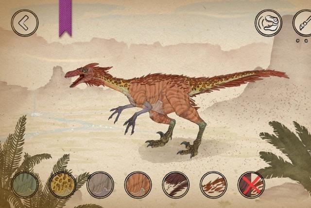 Welt der Dinos