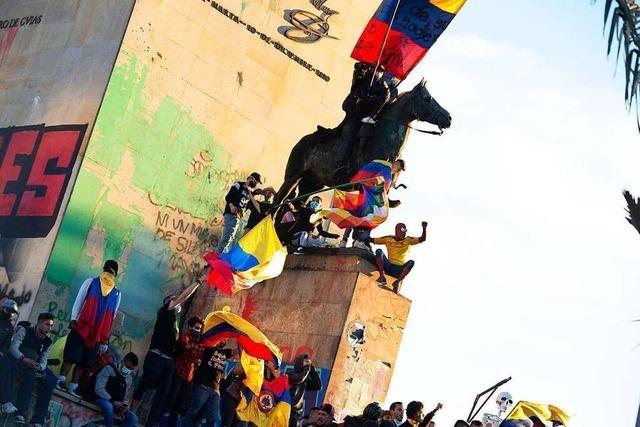 In Lateinamerika tobt ein brutaler Kampf der Kulturen
