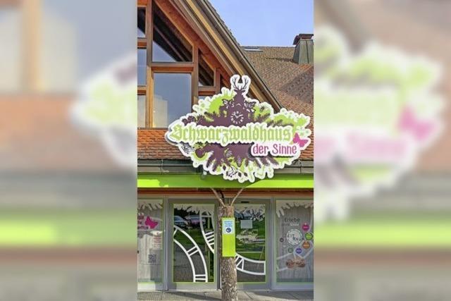Schwarzwaldhaus der Sinne öffnet am Pfingstmontag