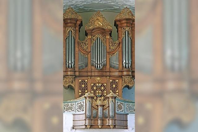 Orgelprojekt zu Vaterunser