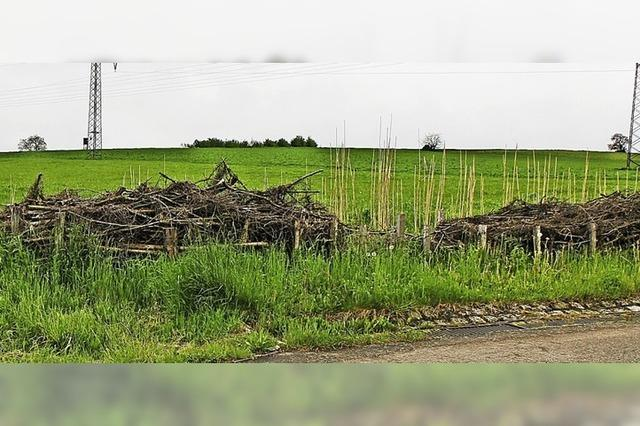 Katalog mit 17 Maßnahmen gegen Bodenerosion