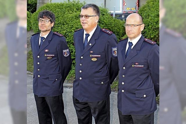Feuerwehr wählt Ausschussmitglieder