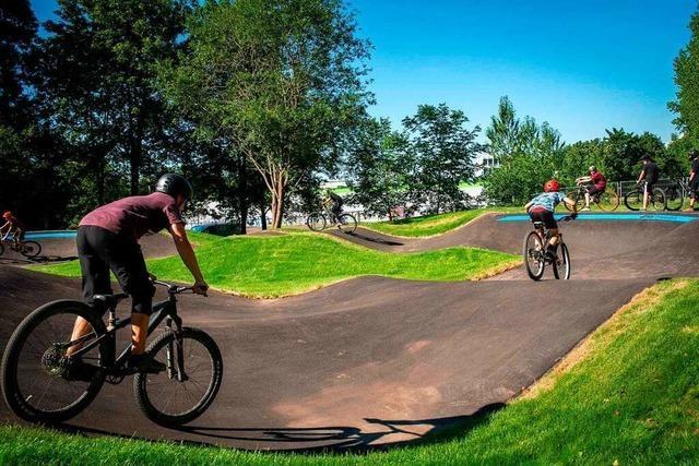 Junge Biker und Skater in Merzhausen wollen mitreden und anpacken
