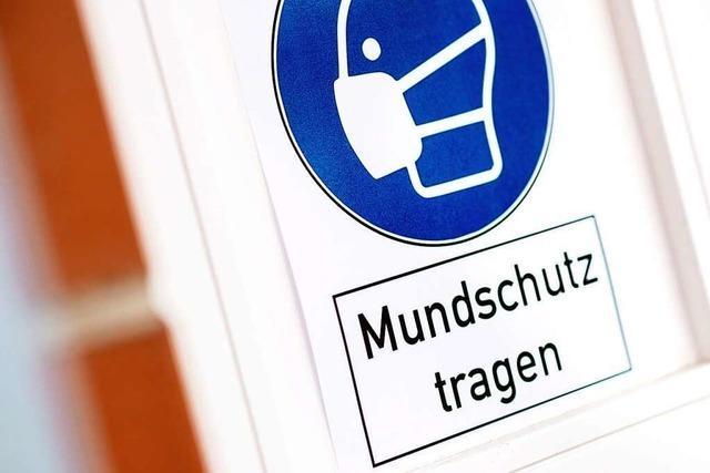 Freiburger Vollzugsdienst und Polizei ahnden Verstöße gegen Maskenpflicht