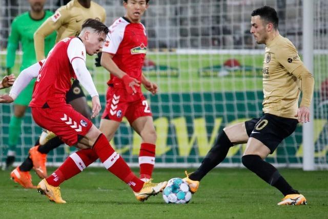 SC Freiburg will erfreuliche Saison mit gutem Spiel in Frankfurt abschließen