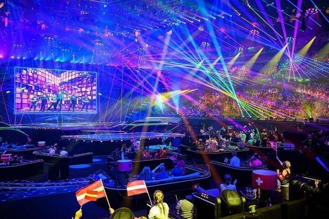 Beim ESC-Finale stehen die energiegeladenen Songs im Vordergrund