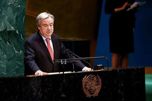 Internationale Politik dringt im Nahostkonflikt auf dauerhafte Lösung