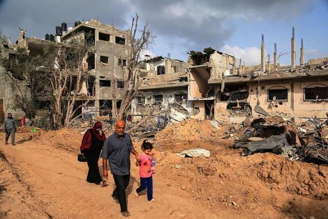 Die Probleme im Nahost-Konflikt sind nicht gelöst