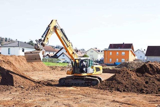 Archäologen finden Gräber aus der Bronzezeit in Herbolzheimer Baugebiet