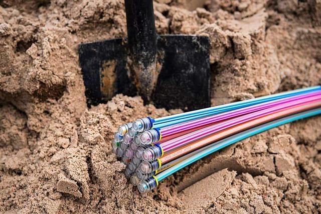 UGG will in Elzach Glasfasernetz bauen – Gemeinderat bleibt kritisch
