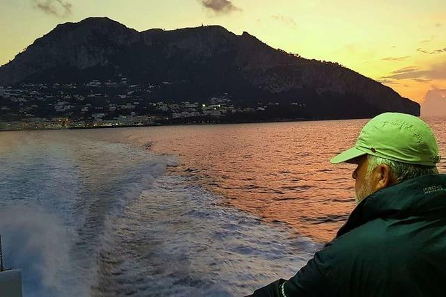 Im Herbst steigt eine Bürgerreise nach Torre Annunizata