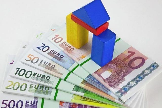 Banken heben Bauzinsen für Immobilienkäufe an
