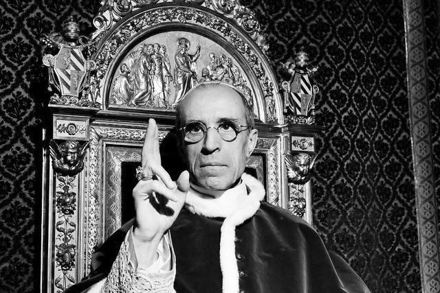 Theologe Hubert Wolf über Papst Pius XII., die Juden-Bittschriften und die aktuelle Kirchenkrise