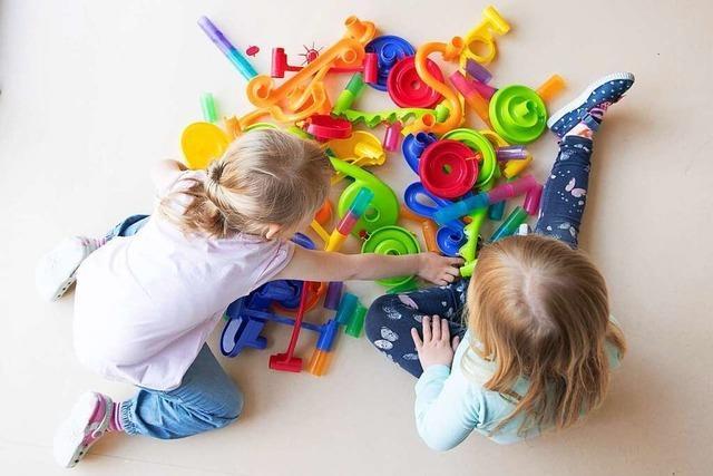 In Ettenheim wird ein neuer Kindergarten gebaut