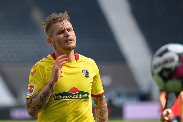 SC Freiburg verliert zum Saisonabschluss in Frankfurt mit 1:3