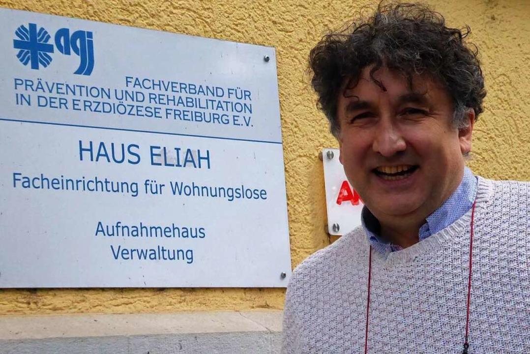Aki-Sotiris Kiokpasoglou, neuer Leiter...Vorgängers Alfons Woestmann anknüpfen.    Foto: Sylvia-Karina Jahn