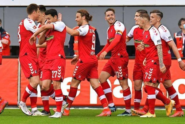 Der SC Freiburg ist stabil durch die Bundesliga-Saison gekommen
