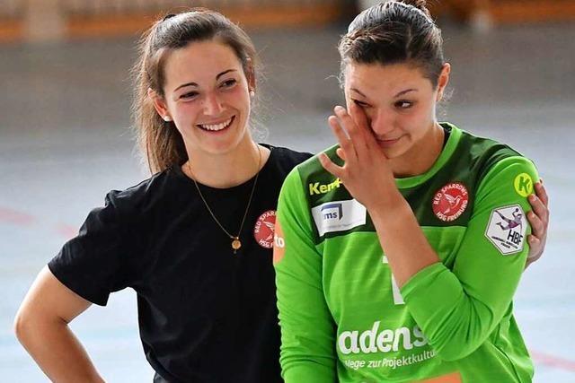Fotos: Handballerinnen der HSG Freiburg verabschieden sich aus der zweiten Bundesliga