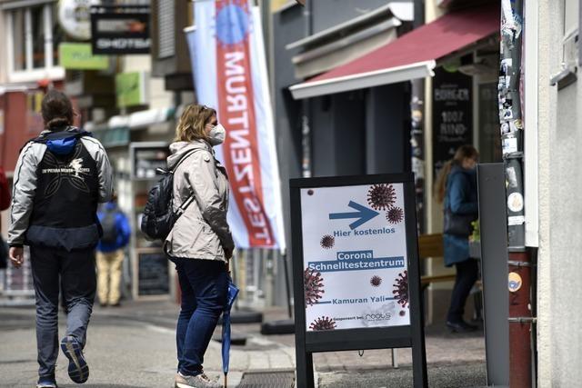 Freiburg-Inzidenz stabil unter 50 – weitere Lockerungen ab Montag