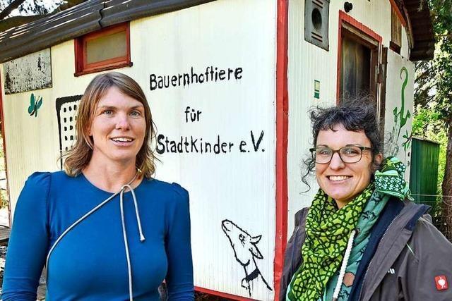 Zwei Betzenhausenerinnen wollen ihrem Stadtteil etwas zurückgeben