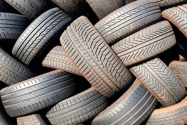 Reifenabrieb ist auch in Freiburg eine Gefahr für Mensch und Umwelt
