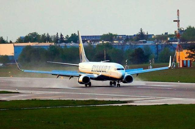 EU verurteilt erzwungene Flugzeuglandung und verhängt Sanktionen