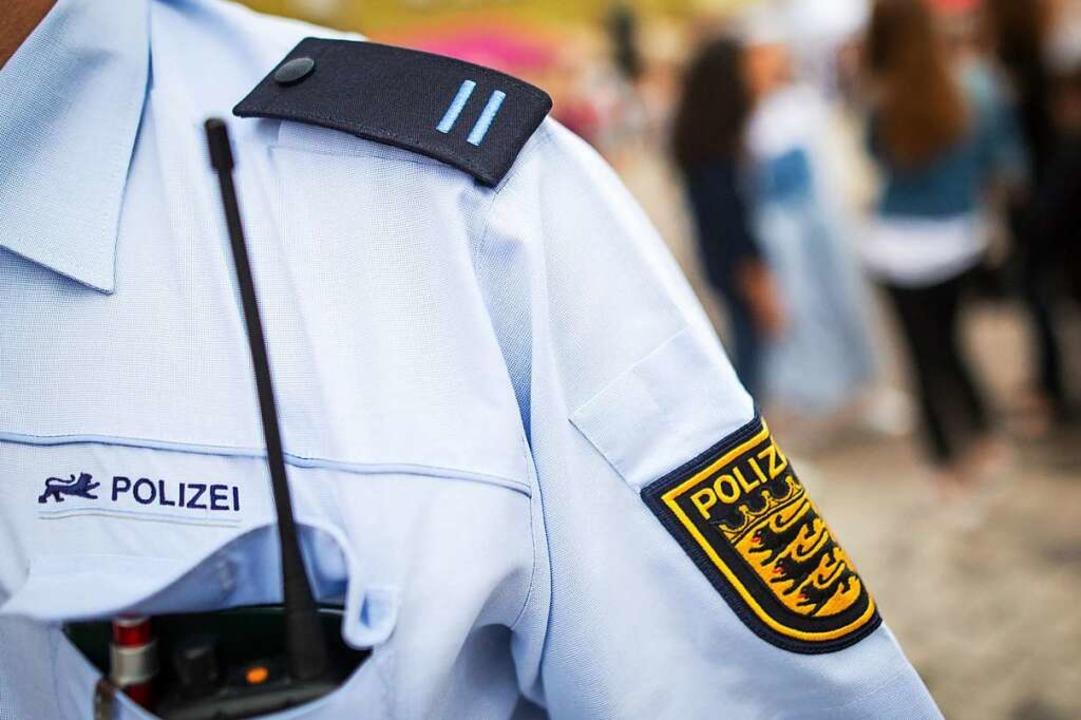 Nach einem mutmaßlichen Anschlag auf d...ut ermittelt die Polizei (Symbolbild).  | Foto: Christoph Schmidt (dpa)