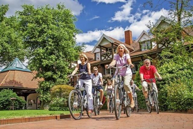 Erkunden Sie mit geführten Touren per E-Bike das Artland!