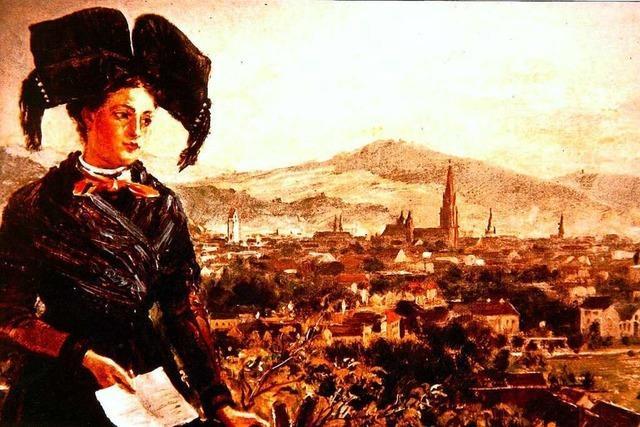 Die Zeiten, als man in Freiburg-Herdern regelmäßig Tracht trug, liegen lange zurück
