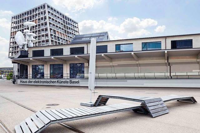 Das Haus der elektronischen Künste in Basel hat sich als Kompetenzzentrum etabliert