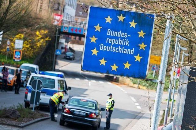 Diese Regeln gelten jetzt beim Grenzübertritt nach Frankreich