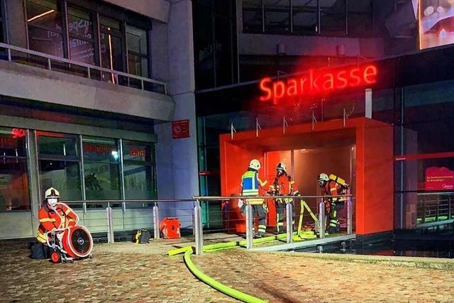 Brandstifter aus Weil am Rhein wird zu einer Haftstrafe verurteilt