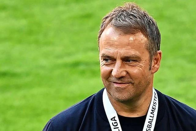 Auf Löw folgt Flick: Bundestrainer-Nachfolge geklärt
