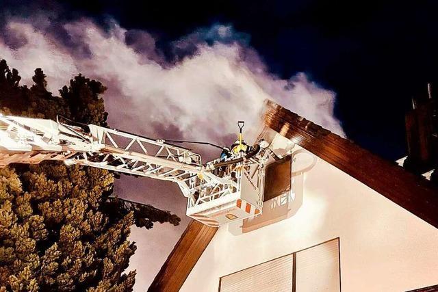 Haus nach Brand in Feldkirch unbewohnbar