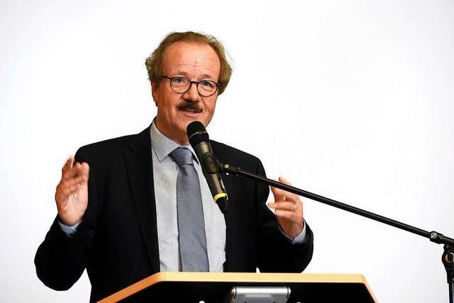 Eberhard Fugmann soll neuer Präsident des SC Freiburg werden