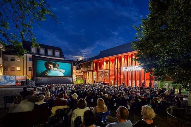 Lahrs Kultursommer bringt Musik, Kunst und Kino