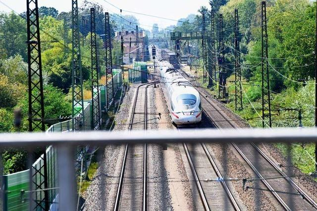 Kenzingen und Herbolzheim beauftragen Rechtsanwälte zum Bahnausbau