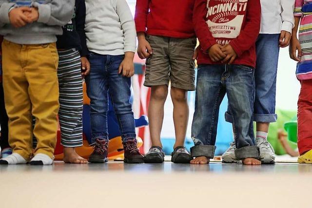 Gemeinderat Lörrach hält an Ausbauzielen der Kinderbetreuung fest
